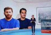 واکنشها به یک گاف؛ تصویر بدل ایرانی مسی در تلویزیون فرانسه!