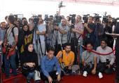 هوای گرم حاکم بر سالنهای برپایی نمایشگاه الکامپ، صدای مدیران را هم درآورد!