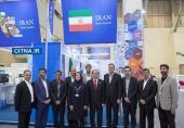 توجه ویژهی دبیرکل ITU به پاویون ایران در نمایشگاه تلکام بوسان (+تصاویر)