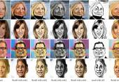 تبدیل تصاویر به کاریکاتور توسط هوش مصنوعی مایکروسافت