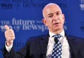 """""""جف بزوس"""" بنیانگذار آمازون ثروتمندترین فرد جهان شد"""