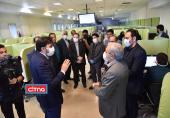 بازدید معاون نظارت و بازرسی امور تولیدی سازمان بازرسی کل کشور از رایتل (+گزارش تصویری)