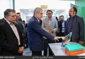 گزارش تصویری/ افتتاح باشگاه کسبوکار دانشبنیان با حضور دکتر ستاری