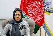معصومه خاوری با رای اعتماد مجلس نمایندگان، وزیر مخابرات افغانستان شد