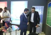 گزارش تصویری/ حضور معاون وزیر ارتباطات و مدیرعامل زیرساخت در غرفهی سیتنا و نسل چهارم در تلکام
