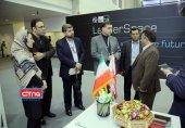 گزارش تصویری سیتنا از بازدید سفیر ایران در مجارستان از پاویون ایران در نمایشگاه تلکام مجارستان