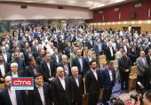 گزارش تصویری/ آیین افتتاح نمایشگاه ایران تلکام 2018