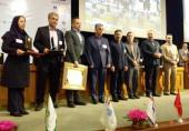 در نهمین گردهمایی رؤسای شعب موفق بانکهای کشور از رؤسای شعب برتر پست بانک ایران تجلیل شد