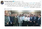 آذری جهرمی: زیرآبزنی و بوروکراسی در وزارت ارتباطات جایی ندارد