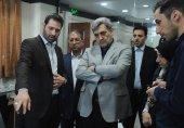 افتتاح اولین مرکز فناوریهای هوشمند شهری با حضور شهردار تهران