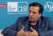 فیلم/ گفتوگوی رئیس هیات مدیرهی شرکت ESM با ITU Telecom TV