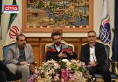 """گزارش تصویری/ نشست وزیر ارتباطات با شرکتهای توزیع محتوا در حوزهی """"کودک و اینترنت"""""""