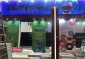 فیلم/ مراحل نهایی آماده سازی پاویون ملی ایران در نمایشگاه ITU تلکام مجارستان