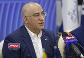 مدیرعامل شرکت مخابرات ایران، خبر داد: رشد ۱۰۶ درصدی درآمد خدمات دیتا در ۹ ماه اول سال ۹۸
