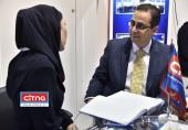 """حضور مدیرعامل شاتل در غرفهی """"سیتنا"""" در ایران تلکام 2017"""