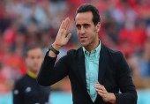 علی کریمی در پستی دلایل نرفتن به تراکتور را اعلام کرد