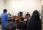 اعدام همزمان عروس خائن و پسرخاله در زندان کرج