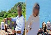 لو رفتن عکس های منشوری فوتبالیست ایرانی و همسر سابق والیبالیست فوت شده!