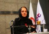 کنایه سنگین توییتری مهناز افشار به محمدحسین میثاقی
