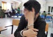 درخواست رابطه با زن جوان پس از سرقت اطلاعات گوشی