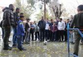 سرقت کاپشن عادل فردوسیپور در مراسم اهدای جام جنجالی!