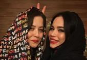 پست تبریک خواهرانه برای مهراوه شریفینیا
