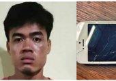 قتل پدر به خاطر گوشی آیفون