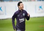 رونالدو: مسی نباید از شکست بارسلونا فرار کند