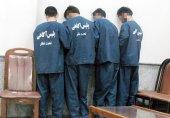 تجاوز 4 مرد تهرانی به خاله جوان در شرکت خصوصی