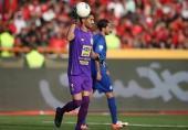 حسینی: خطیر با خالهزنک بازی باعث دعوای من و رحمتی شد
