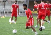 بازیساز تخصصی پرسپولیس در مشهد بازی می کند