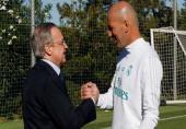 دلیل جدایی زیدان از رئال مادرید مشخص شد