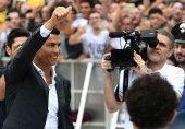 رونالدو: از ترک مادرید ناراحت نیستم؛ دنبال قهرمانی اروپایی یوونتوسام