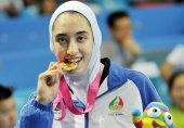 کیمیا علیزاده با پستی خبر از ازدواجش داد