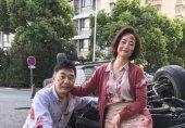اقدام عجیب زوج چینی پس از تصادف شدید (+عکس)