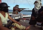 ربوده شدن ملوانان سوئیسی توسط دزدان دریایی