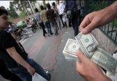 فوت یک خریدار دلار به خاطر شنیدن خبر سقوط نرخها