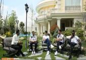 راز قصری که نود با بازیکنان پرسپولیس در آن مصاحبه کرد