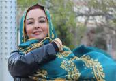 ماهایا پطروسیان عکس سانسور شده اش در یک فیلم را منتشر کرد