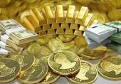قیمت طلا، سکه و ارز امروز ۹۷/۰۸/۲۲