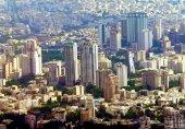 قیمت آپارتمان در نقاط مختلف تهران