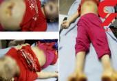 قاتل ملیکای 5 ساله اعدام می شود! (+عکس وحشتناک)