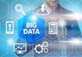 """""""کلان دادهها"""" میتواند موتور محرک اقتصاد و اشتغال در کشور باشد"""