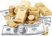 قیمت طلا، سکه و دلار امروز ۹۸/۱۱/۱۶