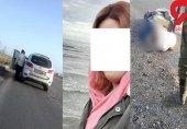راز قتل زن بدون لباس در جاده سیرجان(عکس 16+)
