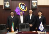 همکاری دانشکده پست و مخابرات با آژانس ملی توسعه IT کره جنوبی