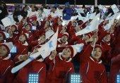 ورزشکاران کره شمالی هدیه سامسونگ را نپذیرفتند