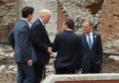 حملهی توئیتری شدیداللحن ترامپ به رهبران فرانسه و کانادا