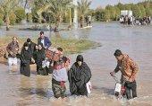 تلفنهای همگانی GSM رایگان در اردوگاههای اسکان سیل زدگان استان خوزستان نصب شد