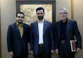 مرتضی حاجی زین العابدینی رئیس دفتر وزیر ارتباطات شد